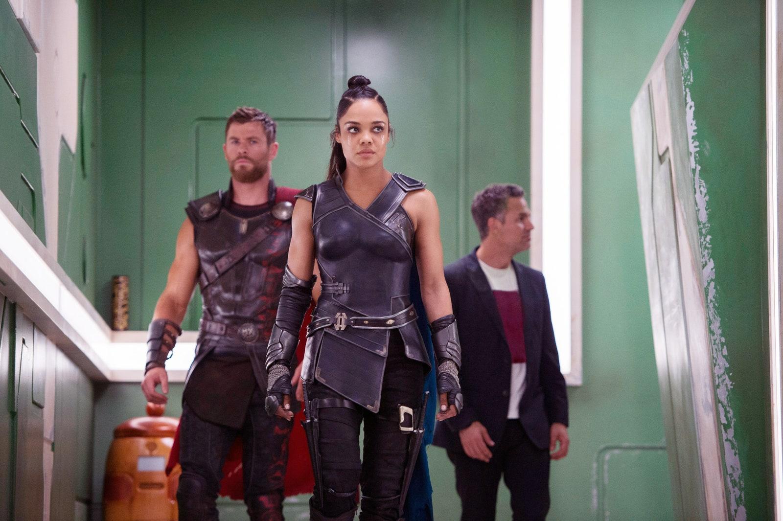 รีวิวเรื่อง Thor: Ragnarok (2017)